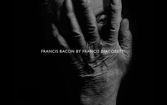 Francis Bacon by Francis Giacobetti